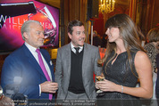 Torggelen - Palais Harrach - Do 13.11.2014 - Rene BENKO mit Ehefrau Natalie, Wolfgang ROSAM58