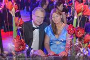 Ronald McDonald Kinderhilfe Gala - Marx Halle - Fr 14.11.2014 - Herbert und Elisabeth FECHTER102