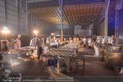 Ronald McDonald Kinderhilfe Gala - Marx Halle - Fr 14.11.2014 - backstage Gro�k�che, K�che24