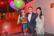 Ronald McDonald Kinderhilfe Gala - Marx Halle - Fr 14.11.2014 - Sonja KLIMA, Alfons HAIDER34