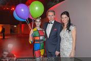Ronald McDonald Kinderhilfe Gala - Marx Halle - Fr 14.11.2014 - Sonja KLIMA, Alfons HAIDER35