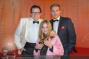 Ronald McDonald Kinderhilfe Gala - Marx Halle - Fr 14.11.2014 - Michael SCHADE mit Lisbeth, Alfons HAIDER42