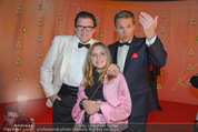 Ronald McDonald Kinderhilfe Gala - Marx Halle - Fr 14.11.2014 - Michael SCHADE mit Lisbeth, Alfons HAIDER43