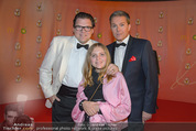 Ronald McDonald Kinderhilfe Gala - Marx Halle - Fr 14.11.2014 - Michael SCHADE mit Lisbeth, Alfons HAIDER44