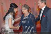 Ronald McDonald Kinderhilfe Gala - Marx Halle - Fr 14.11.2014 - Sonja KLIMA, Alfons HAIDER mit Mutter Anna56