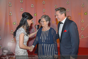 Ronald McDonald Kinderhilfe Gala - Marx Halle - Fr 14.11.2014 - Sonja KLIMA, Alfons HAIDER mit Mutter Anna57