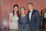 Ronald McDonald Kinderhilfe Gala - Marx Halle - Fr 14.11.2014 - Sonja KLIMA, Alfons HAIDER mit Mutter Anna58