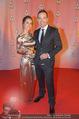 Ronald McDonald Kinderhilfe Gala - Marx Halle - Fr 14.11.2014 - Harald SAUER mit Freundin64