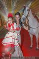 Ronald McDonald Kinderhilfe Gala - Marx Halle - Fr 14.11.2014 - Sonja KLIMA mit Pferd und Kind Yoana9
