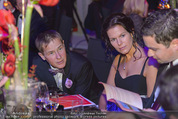 Ronald McDonald Kinderhilfe Gala - Marx Halle - Fr 14.11.2014 - Andreas GOLDBERGER mit Astrid94