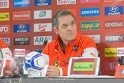 ÖFB Pressekonferenz - Ernst Happel Stadion - Mo 17.11.2014 - Marcel KOLLER1
