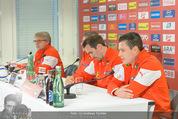 ÖFB Pressekonferenz - Ernst Happel Stadion - Mo 17.11.2014 - Zlatko JUNUZOVIC, Christian FUCHS10