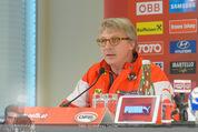 ÖFB Pressekonferenz - Ernst Happel Stadion - Mo 17.11.2014 - 2