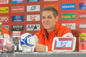 ÖFB Pressekonferenz - Ernst Happel Stadion - Mo 17.11.2014 - Marcel KOLLER5