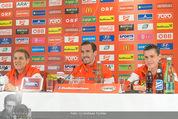 ÖFB Pressekonferenz - Ernst Happel Stadion - Mo 17.11.2014 - Marcel KOLLER, Zlatko JUNUZOVIC, Christian FUCHS6