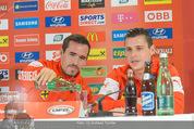ÖFB Pressekonferenz - Ernst Happel Stadion - Mo 17.11.2014 - Zlatko JUNUZOVIC, Christian FUCHS9