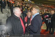 Österreich - Brasilien (VIP) - Ernst Happelstadion - Di 18.11.2014 - Michael H�UPL, Reinhold LOPATKA21