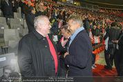 Österreich - Brasilien (VIP) - Ernst Happelstadion - Di 18.11.2014 - Michael H�UPL, Reinhold LOPATKA22