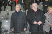 Österreich - Brasilien (VIP) - Ernst Happelstadion - Di 18.11.2014 - Michael H�UPL, Heinz FISCHER23