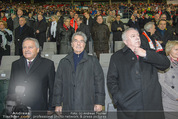 Österreich - Brasilien (VIP) - Ernst Happelstadion - Di 18.11.2014 - Michael H�UPL, Heinz FISCHER, Leo WINDTNER24