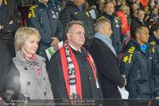 Österreich - Brasilien (VIP) - Ernst Happelstadion - Di 18.11.2014 - Barbara H�UPL (H�RNLEIN), Hans NIESSL26