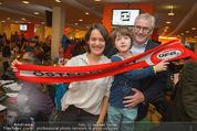 Österreich - Brasilien (VIP) - Ernst Happelstadion - Di 18.11.2014 - Eva P�LZL, Pius STROBL mit Sohn Julius32