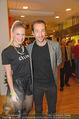 Österreich - Brasilien (VIP) - Ernst Happelstadion - Di 18.11.2014 - Manuel ORTLECHNER mit Ehefrau Kerstin35