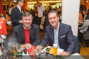 Österreich - Brasilien (VIP) - Ernst Happelstadion - Di 18.11.2014 - Heinz-Christian HC STRACHE5