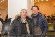 Österreich - Brasilien (VIP) - Ernst Happelstadion - Di 18.11.2014 - Ernst DOKUPIL, Peter SCH�TTEL9