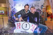 Snow Mobile PK - The Mall Wien Mitte - Mi 19.11.2014 - Andreas WERNIG, Tom WALEK11