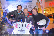 Snow Mobile PK - The Mall Wien Mitte - Mi 19.11.2014 - Andreas WERNIG, Tom WALEK, Michael KONSEL12