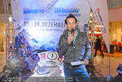 Snow Mobile PK - The Mall Wien Mitte - Mi 19.11.2014 - Tom WALEK14