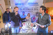Snow Mobile PK - The Mall Wien Mitte - Mi 19.11.2014 - Tom WALEK, Andreas WERNIG21