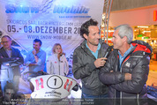 Snow Mobile PK - The Mall Wien Mitte - Mi 19.11.2014 - Tom WALEK, Michael KONSEL25