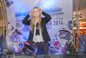 Snow Mobile PK - The Mall Wien Mitte - Mi 19.11.2014 - Larissa MAROLT30
