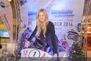 Snow Mobile PK - The Mall Wien Mitte - Mi 19.11.2014 - Larissa MAROLT31