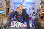 Snow Mobile PK - The Mall Wien Mitte - Mi 19.11.2014 - Larissa MAROLT, Andreas WERNIG35