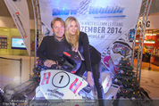 Snow Mobile PK - The Mall Wien Mitte - Mi 19.11.2014 - Larissa MAROLT, Andreas WERNIG36