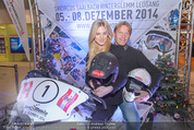 Snow Mobile PK - The Mall Wien Mitte - Mi 19.11.2014 - Larissa MAROLT, Andreas WERNIG37