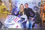 Snow Mobile PK - The Mall Wien Mitte - Mi 19.11.2014 - Larissa MAROLT, Andreas WERNIG38