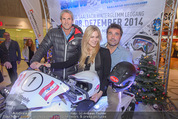 Snow Mobile PK - The Mall Wien Mitte - Mi 19.11.2014 - Larissa MAROLT, Michael KONSEL, Gerhard BRADLER40