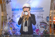 Snow Mobile PK - The Mall Wien Mitte - Mi 19.11.2014 - Larissa MAROLT44