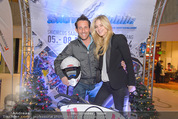 Snow Mobile PK - The Mall Wien Mitte - Mi 19.11.2014 - Tom WALEK, Larissa MAROLT45