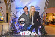 Snow Mobile PK - The Mall Wien Mitte - Mi 19.11.2014 - Tom WALEK, Larissa MAROLT46