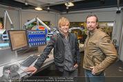 Campino bei Ö3 - Ö3 Studios Heiligenstadt - Mi 19.11.2014 - CAMPINO (Andreas FREGE), Robert KRATKY1