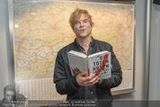 Campino bei Ö3 - Ö3 Studios Heiligenstadt - Mi 19.11.2014 - CAMPINO (Andreas FREGE) mit Buch (Biographie)29