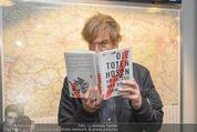 Campino bei Ö3 - Ö3 Studios Heiligenstadt - Mi 19.11.2014 - CAMPINO (Andreas FREGE) mit Buch (Biographie)33