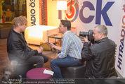 Campino bei Ö3 - Ö3 Studios Heiligenstadt - Mi 19.11.2014 - CAMPINO (Andreas FREGE), Norman SCHENZ, Alexander TUMA37