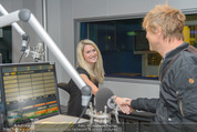 Campino bei Ö3 - Ö3 Studios Heiligenstadt - Mi 19.11.2014 - CAMPINO (Andreas FREGE), Olivia PETER5