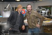 Campino bei Ö3 - Ö3 Studios Heiligenstadt - Mi 19.11.2014 - CAMPINO (Andreas FREGE), Robert KRATKY9